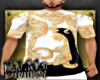 D:Gold/Blk Versace Tee