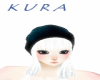+KURA+ cap w/ snow hair