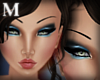 M` Thin Eyebrows
