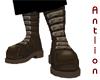 Trigun - Vash boots