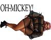 Oh~Mickey*rain gear
