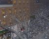 christmas shops town