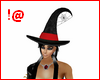 !@ Female hat Halloween