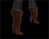 Sepia Brown Boot