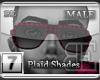 [BE] Pink Plaid|Shades M