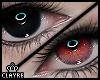 2Tone Eyes Abyss/Vampire