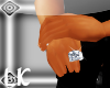 {LK}Diamond Ring M