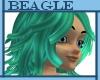 Amy in Sea Green