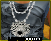 Diamond Tiger Chain