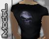 [iM] Black Skull Tee