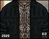 Ez| Jacket & Tattoo.