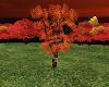 Autumn tree radio