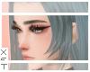 ✘ Katis bangs blu.