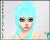 GF-Ice Blue Emiko Hair