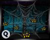 ♛ Anim. Spiderweb Deco