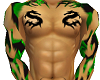 ~DD~ Green Tribal Dragon