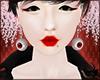 ☾. Eyeball Earrings