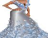 Blue Magnolia Gown v3