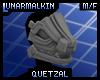Quetzal Mask Mesh