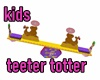 Kids Teeter Totter