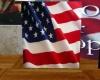 (T)American Flag radio