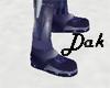 !!Dak! Shogun Boots
