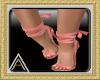 (AL)Summer Shoes Pink