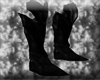 [K] Ebony Boots - F