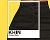 [L] MINI SKIRT BLACK