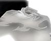 rare white flame boots
