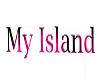 Neon Sign My Island
