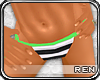$R Lime Bikini-B