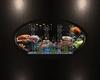 Office Wall Fish Tank