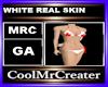 WHITE REAL SKIN