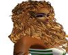 golden honey curls