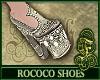 Rococo Shoes White