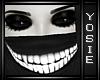~Y~Evil Smile Mask