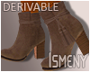 [Is] Fall Boots Drv