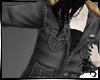 .Gray Flat Jacket.