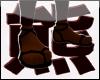 Kuma Samurai Sandels