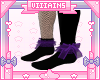 V| Hex-A-Ghoul Socks