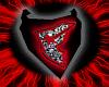 *CA* Red & Black F dana