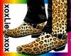 [L] Leopard Cowboy Boots