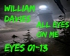 william davies all eyes