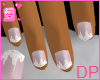 [DP] Frosted Nails