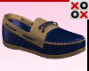 Blue Marine Loafers
