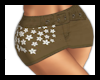 !S! Cute Brown Skirt