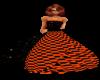 Halloween Ballroom Gown