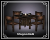 ~MG~ Rustic Table&Chairs