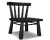 Weathered Wood Chair